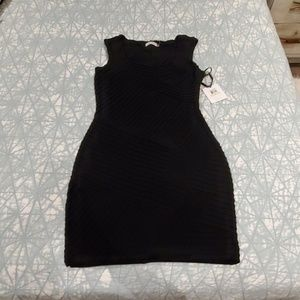 Calvin Klein Little Black Dress nwt size 4